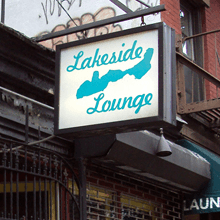 Lakeside Lounge logo