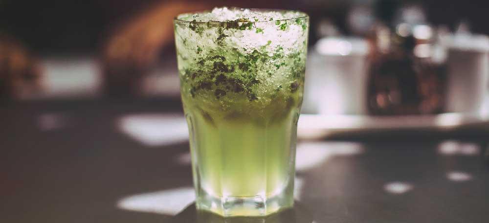 Mojito drink